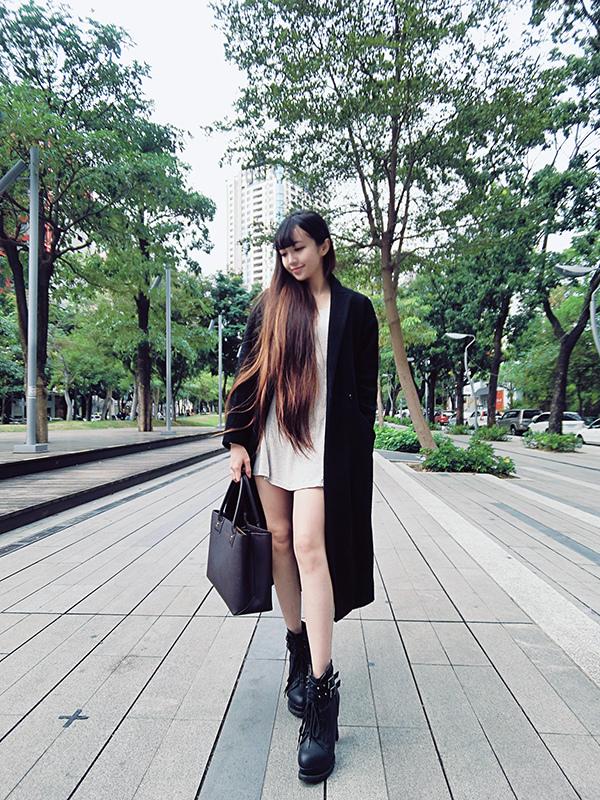 微微安娜_V.VIENNA_微笑曲線_運動_美腿_神腿_名腿_瘦_瘦身