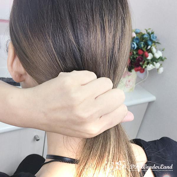 0頭髮_低馬尾_免橡皮筋_馬尾_綁頭髮.jpg