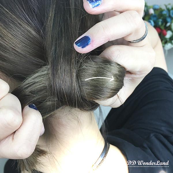 4頭髮_低馬尾_免橡皮筋_馬尾_綁頭髮.jpg