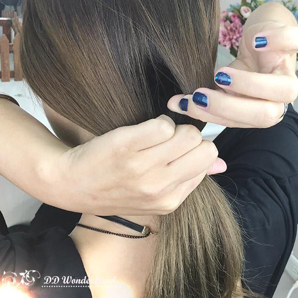 2頭髮_低馬尾_免橡皮筋_馬尾_綁頭髮.jpg