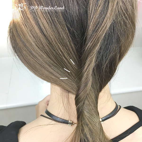 5頭髮_低馬尾_免橡皮筋_馬尾_綁頭髮.jpg