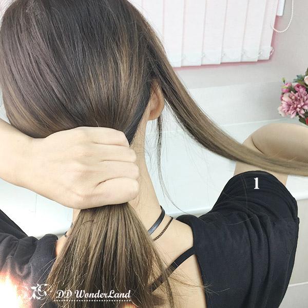 8頭髮_低馬尾_免橡皮筋_馬尾_綁頭髮.jpg