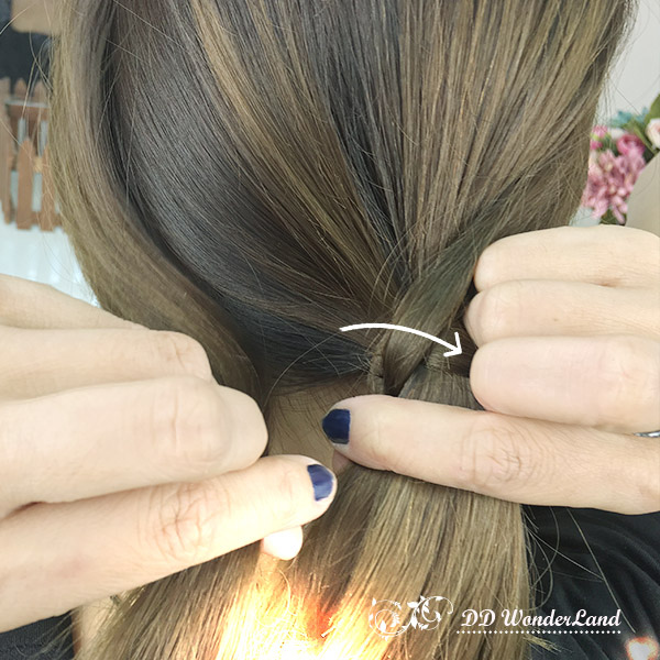13頭髮_低馬尾_免橡皮筋_馬尾_綁頭髮.jpg