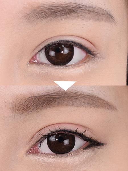 眼妝教學 眼線教學 小狗眼 貓眼 全框式眼線 眼神電 新手眼線