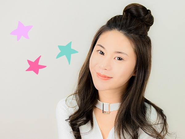 簡單髮型教學 韓國女生半丸子頭 韓劇半丸子頭 韓星半丸子頭