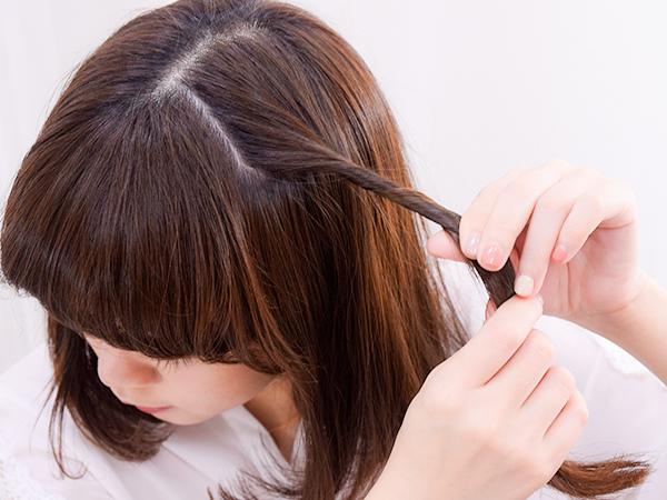 短髮造型教學 離子夾電捲棒使用方法 電捲棒怎麼用短髮 包柏頭造型 短髮怎麼整理