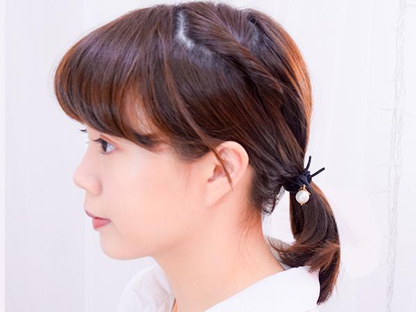 短髮造型教學 離子夾電捲棒使用方法 電捲棒怎麼用短髮 包柏頭造型 短髮怎麼整理 (9).jpg
