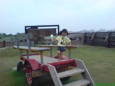這應該是耕田車