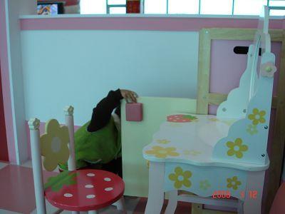 Hello Kitty 梳妝台&櫃子