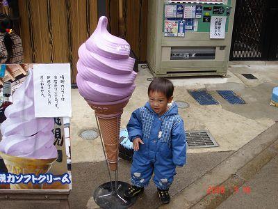 葡萄冰淇淋