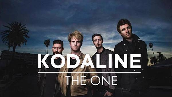kodaline the one.jpg