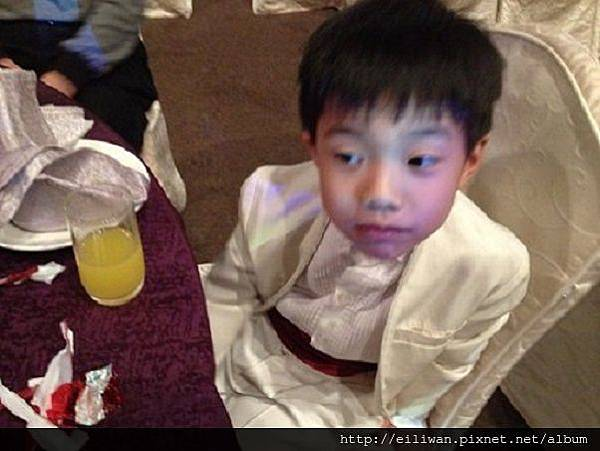 20130323小杰當花童36