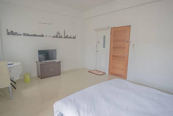 301房-浪漫滿屋雙人房