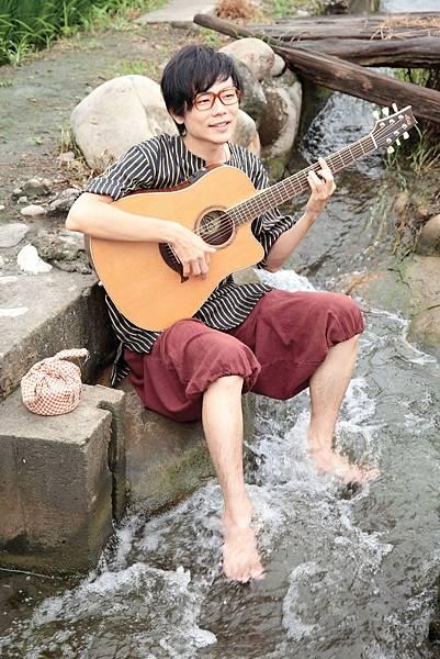 20120226蕭澤倫彈唱會宣傳
