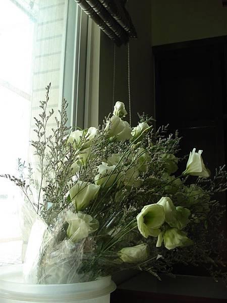 生平第一束花