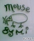 小咪巨匠的作品-老鼠