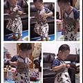 寶寶愛圍裙