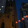 唐人街 總是有紅燈籠