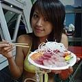 9407墾丁-輝哥生魚片