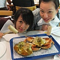 Redondo beach 螃蟹大餐