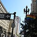 到處是彩虹的舊金山