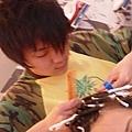 長的像林俊傑的髮型師
