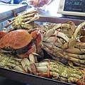 漁人碼頭大螃蟹