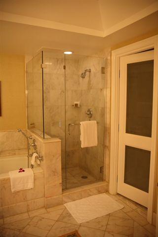 我好愛這個浴室喔!