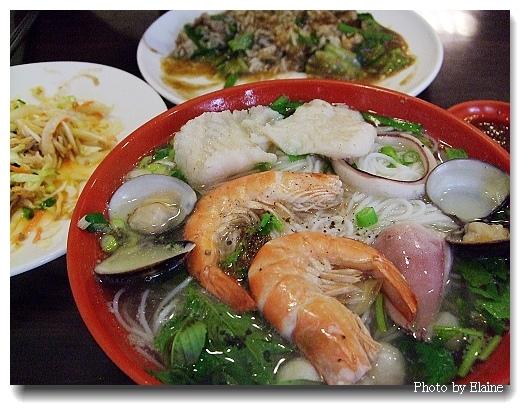 越式海鮮米粉