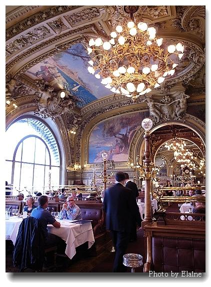 藍火車餐廳