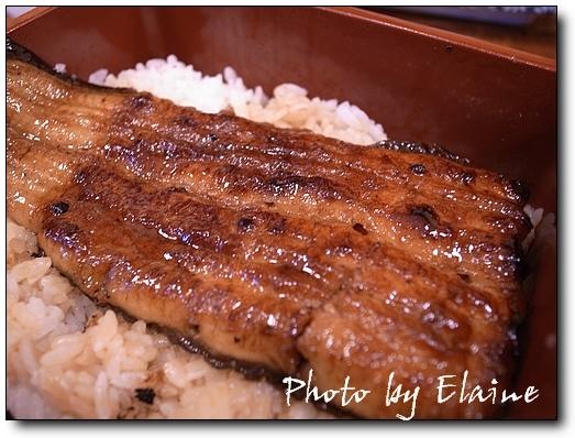 秋天的鰻魚飯