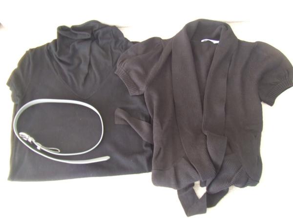 G2000戰利品, 我的外套和針織衫裙!