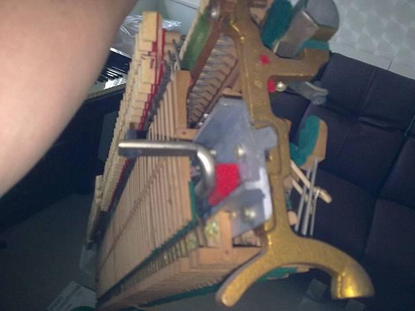 鋼琴的修理