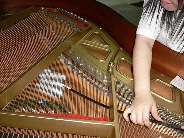 平台琴的響板清理 (3)