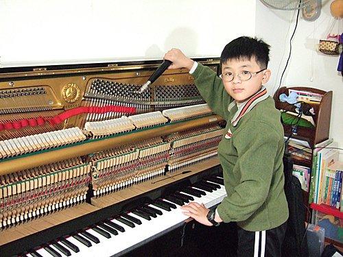 鋼琴調音神功