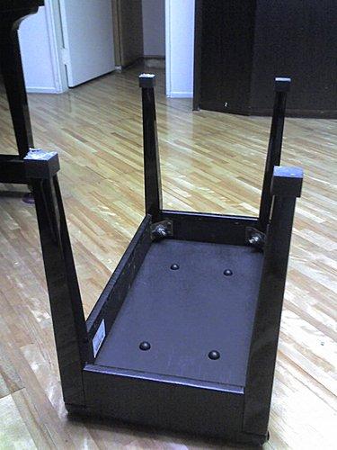 修鋼琴的椅子diy