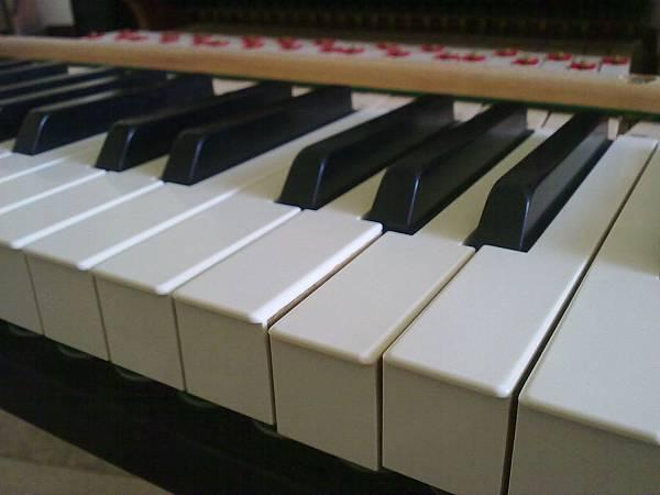 琴鍵跳不起來4 - 鍵盤異物