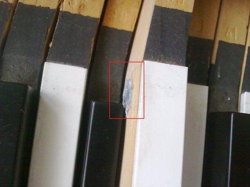 琴鍵跳不起來-5 (鉛氧化)
