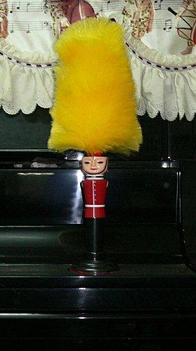 鋼琴除塵利器