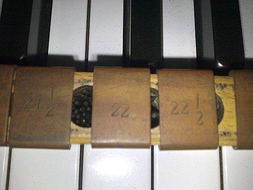 買中心釘(center pin )