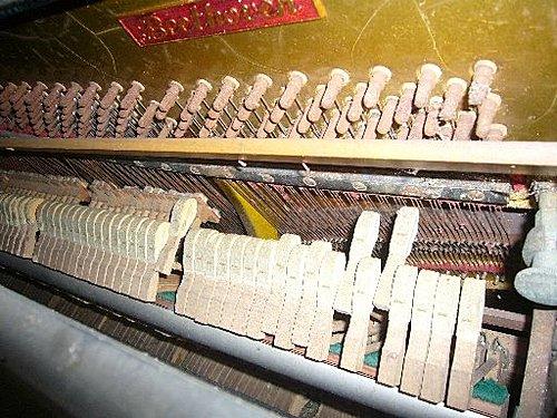 有紀念性的鋼琴