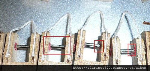 7整理過的 便宜中古琴-2 -butt flange cord