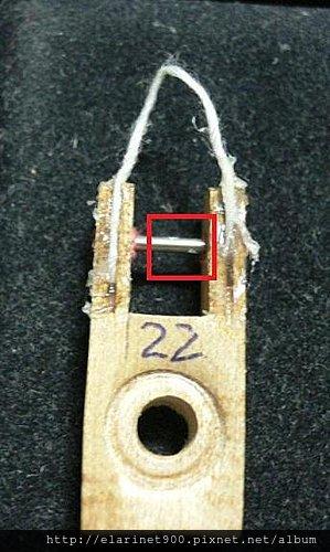 10整理過的 便宜中古琴-2 -butt flange cord