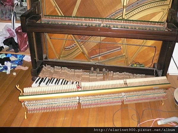 鋼琴大掃除1