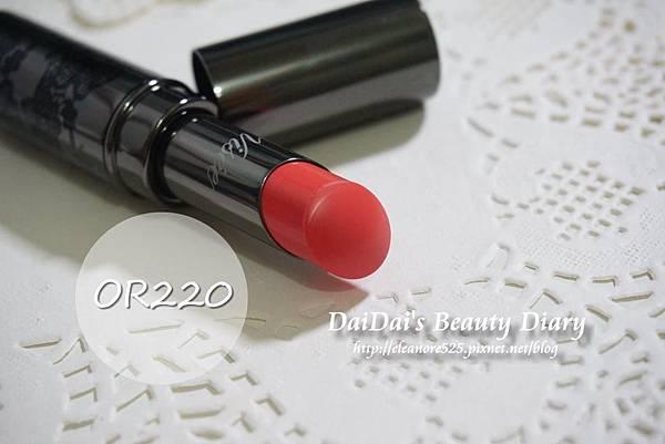 Visee 唇膏 OR220