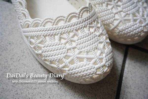 淘寶 假蕾絲雨鞋