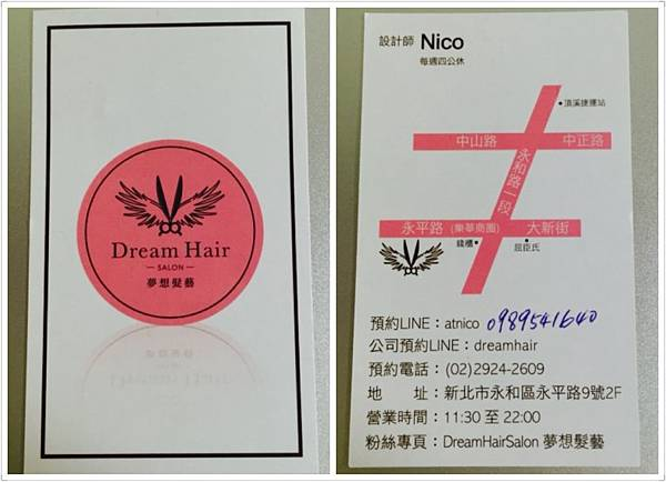 Dream Hair - Nico 染髮