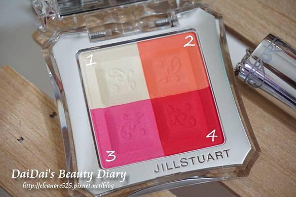 Jill Stuart 甜心愛戀顏彩盤N #111 beautiful quartet