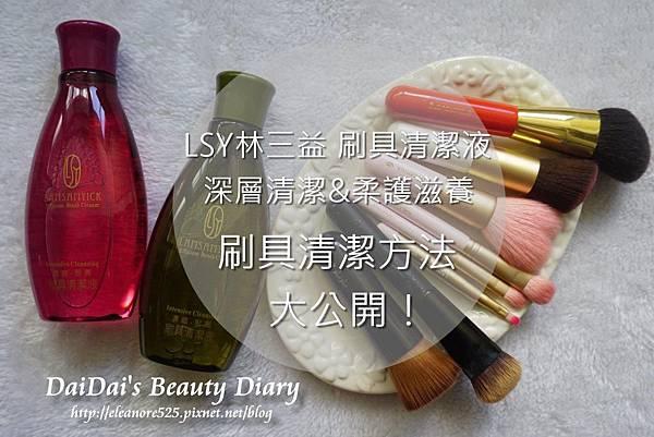 LSY林三益 刷具清潔液