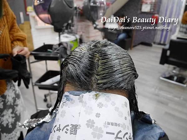 永和樂華 Dream Hair Nico 挑染